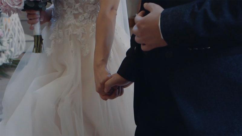 Wideofilmowanie wesela Anna & Mateusz