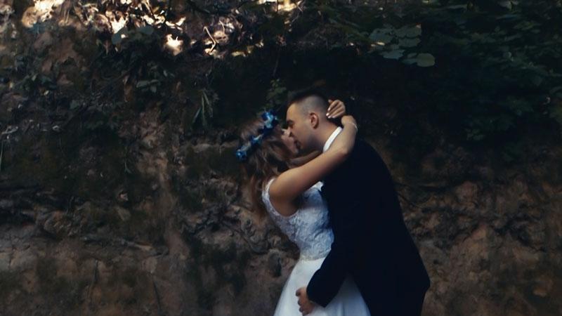 Wideofilmowanie wesela Monika & Marcin
